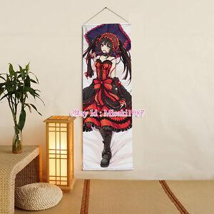 Date A Live Kurumi Tokisaki Anime Poster Home Decorative Wall ...