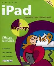 iPad in easy steps: Covers iOS 9-ExLibrary
