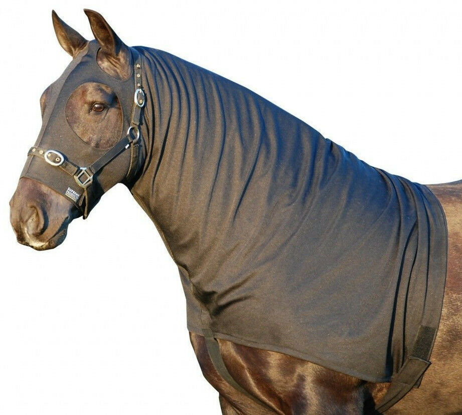 Supreme Products Outdoor Hood - Water Mud Repellent - Clean Horse Pony