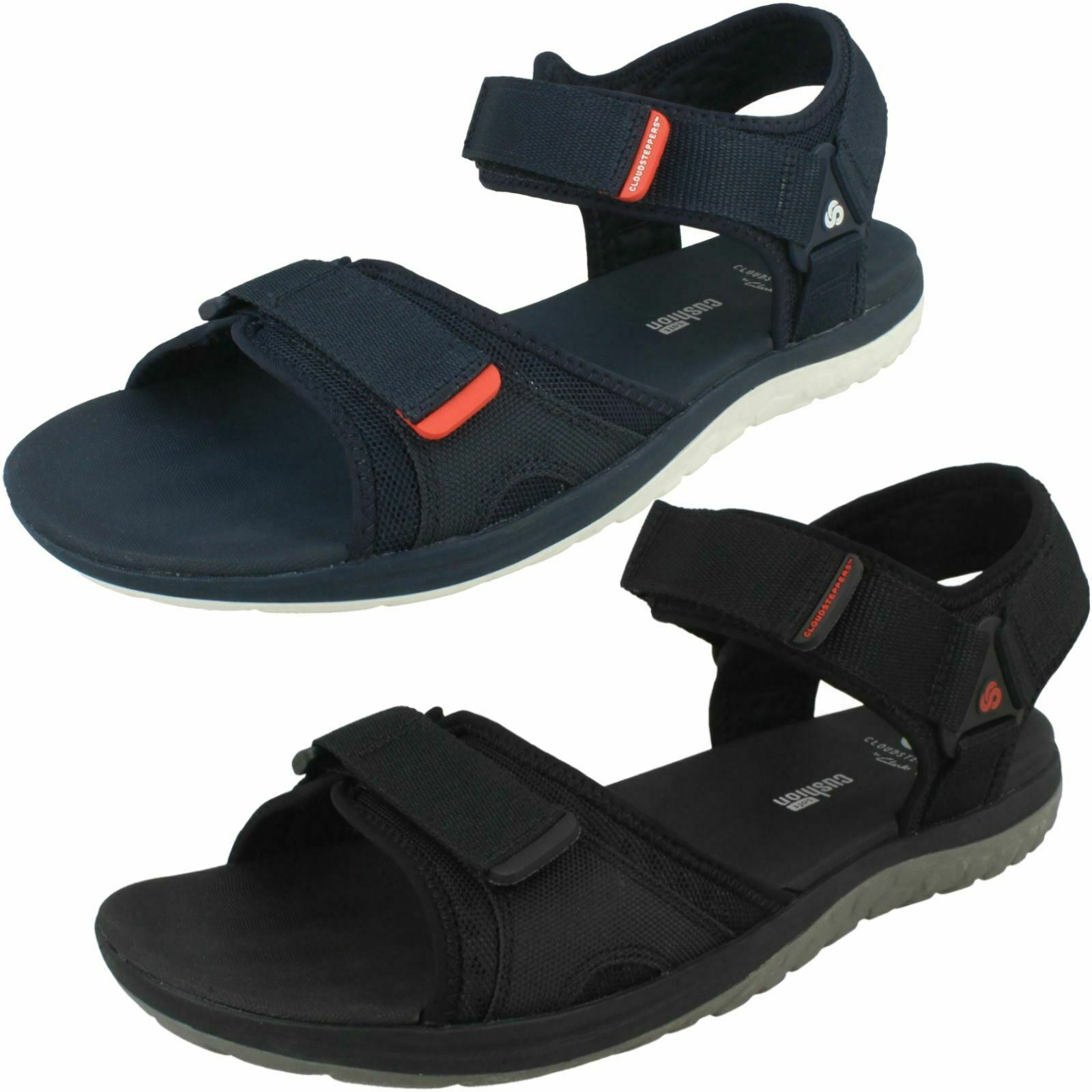 Mens Clarks Cloudsteppers Sandals 'Step Beat Sun'