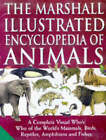 The Marshall Illustrated Encyclopedia of Animals by Paul Whitefield (Hardback, 1998)