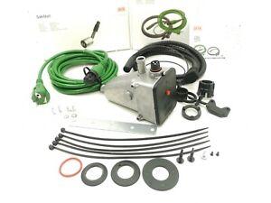 DEFA 411727 Engine Heater 60°C THERMOSTAT 700W 230V + Cable Set 460787 5m +1,5m