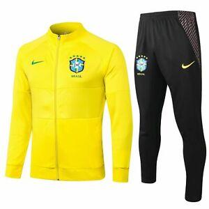 tuta calcio brasile 2020 2021 - adulto allenamento ...