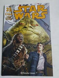 Audacieux Star Wars Nº 35 Estado Nuevo Planeta Comic Mire Mas Articulos Toujours Acheter Bien