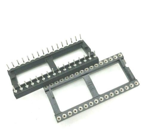 20 Stück IC Sockel DIP 32 IC Fassung Präzissionsfassung 32 Pin Preci Dip