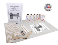 South Bend Lathe Model 13 ● Full Rebuild Package ● Manual, Felts, Oil, Grease