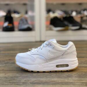 Details zu Nike Air Max 1 Gr.30 Schuhe Sneaker weiß 270 90 Kinder 807603 101 Leder