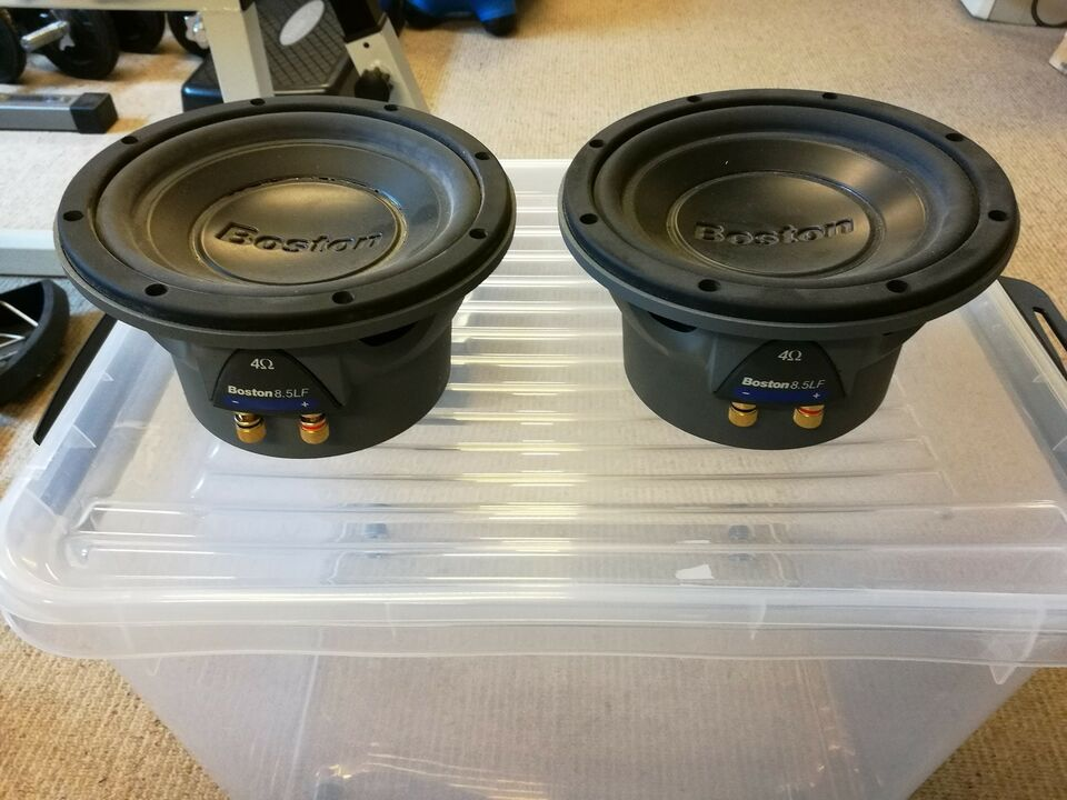 Boston 8.5 LF, Subwoofer