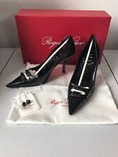 Roger Vivier Brand New in Box Black Size 35