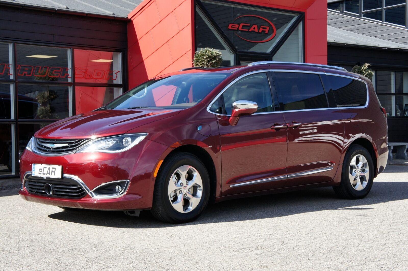 Chrysler Pacifica 3,6 Hybrid Limited aut. 5d - 5.149 kr.