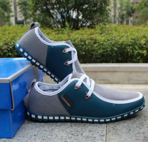 2016 nouveau fashion style Angleterre Homme Respirant Loisirs Chaussures De Loisirs Chaussures