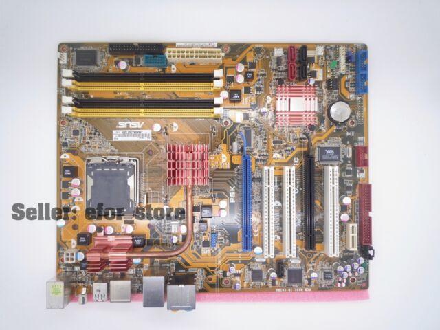 Asus P5K Socket 775 MotherBoard *Intel P35