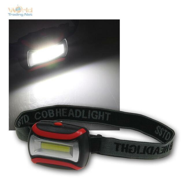 led lampada da testa, Headlight cavallo, 320 lumen, 2 gradini dimmerabile,