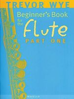 Beginner's Book For The Flute Part One Book 014003809