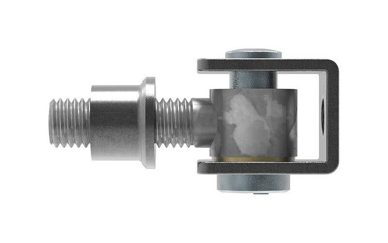 Band Torband Stahl verstellbar M12 16 Anschweißband 24 zum Anschweißen 20