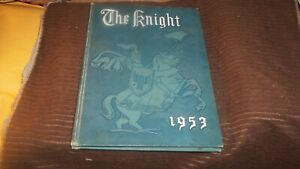 1953-COLLINGSWOOD-HIGH-SCHOOL-YEARBOOK-COLLINGSWOOD-NJ-KNIGHT-MIKE-LANDON-11th