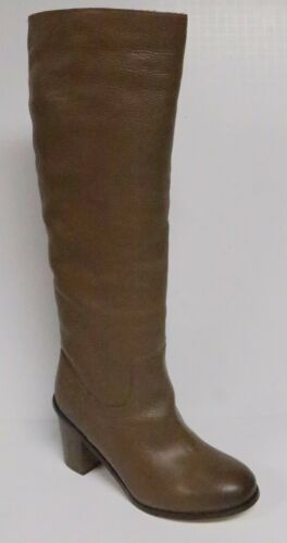 SEYCHELLE OBSIDIAN WOMEN/'S FASHION KNEE BOOTS LEATHER WHISKEY NEW