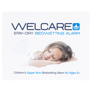 Welcare Stay-Dry Bedwetting Alarm Cildren's Upper Arm Bed Wetting Alarm 5yrs+