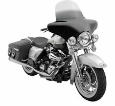 Memphis Shades - MEP8531 - 12in. Windshield for Batwing Fairing, Gradient Black
