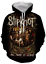 HOT-SLIPKNOT-3D-Print-Casual-Hoodie-WomenMen-Pullover-Sweater-Sweatshirts-Top miniature 30