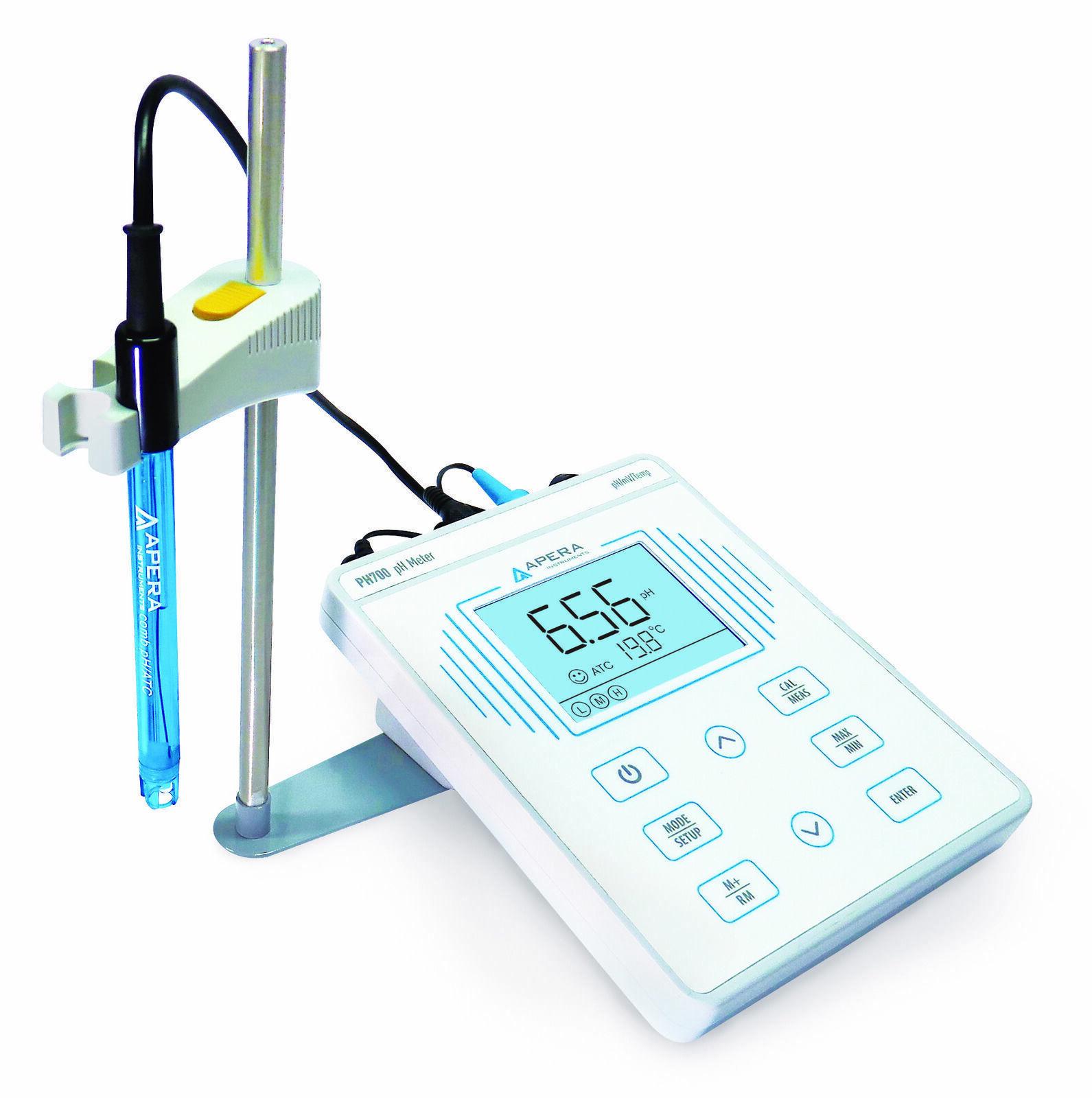 Apera PH700 Benchtop pH Meter Kit AI501