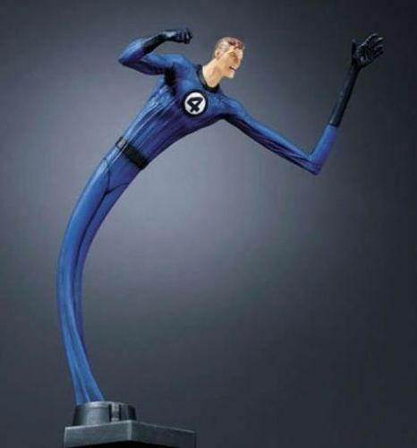 MR. FANTASTIC MINI-STATUE BY BOWEN DESIGNS, SCULPTED BY THOMAS KUNTZ