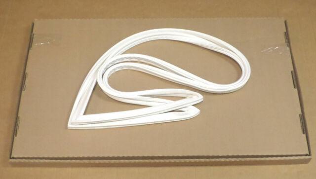 241872503 Kenmore Refrigerator Freezer Door Gasket White For Sale Online Ebay