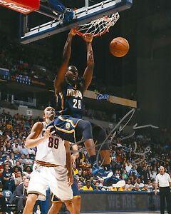 Basketball-nba Photos Methodical Ian Mahinmi Signed Indiana Pacers 8x10 Photo Coa