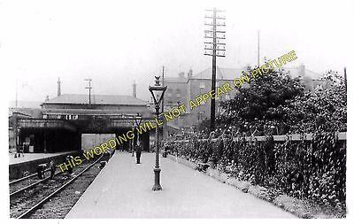 Charlton Line. Westcombe Park Greenwich Maze Hill Railway Station Photo 2