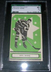 1933-34-SYD-HOWE-24-ROOKIE-OPC-SGC-VG-3-RARE-V304A-HOF-Hockey-Card-BV-350