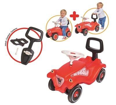 Spielzeug Zuversichtlich Big Bobby Car Walker Rückenlehne Und Lauflernhilfe Erfrischend Und Wohltuend FüR Die Augen Kinderfahrzeuge