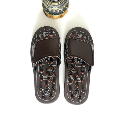 Health & Beauty Massage Slippers Sandal Reflex Acupuncture Foot Magnetic Therapy Stone Slippers Let Our Commodities Go To The World Massagers