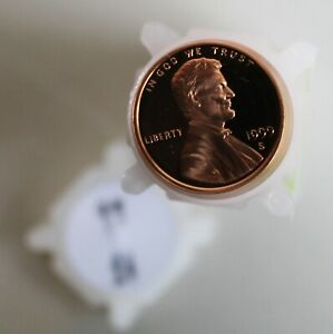 Details about 1999 S Lincoln Roll of Proof Pennies 1c US Copper Zinc Coins  50 Coin Total K112