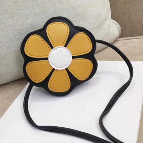 Women Handbag PU Flower Shaped Multicolor Tote Shoulder Bag Crossbody Bags LC