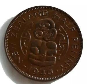 Half-Penny-1946-Newzeland