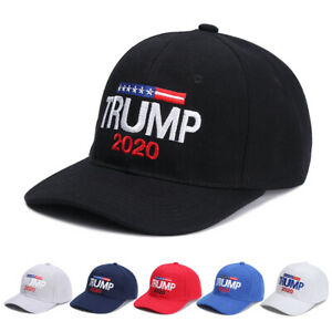 38843fb83 Details about Donald Trump 2020 Embroidered Baseball Hat Keep Make America  Great Again Cap