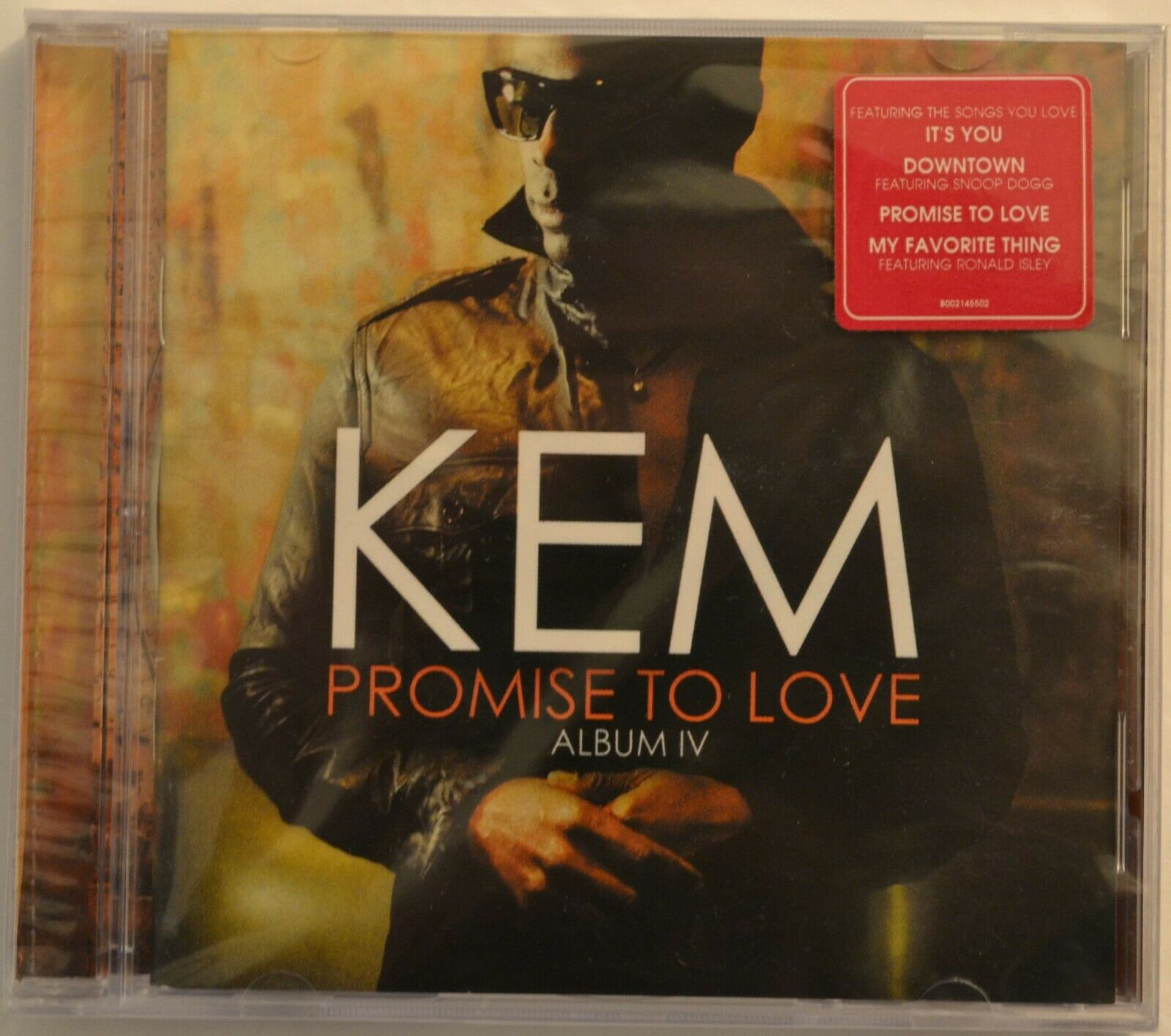 Promise to Love * by Kem (Motown)