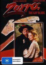 Zorro, the Gay Blade DVD Region ALL