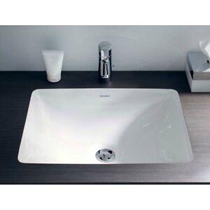 Duravit Starck3 Undercounter Vanity Basin 490mm 0305490000