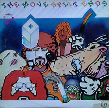 "THE MOVE -SPLIT ENDS  - UNITED ARTISTS- 1972 LP - ""ROY WOOD, JEFF LYNNE, B.BEVAN"