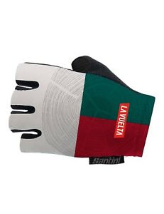 Made in Italy by Santini 2018 La Vuelta Malaga CYCLING GLOVES