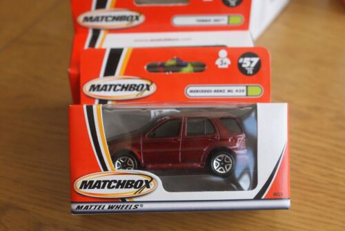 Matchbox cars in own boxes .Limited editions-Citreons