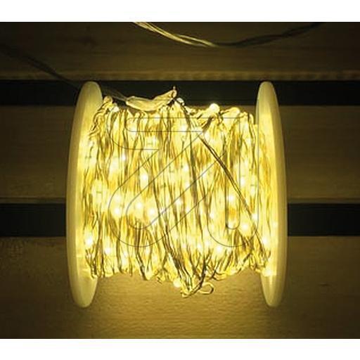 Guirlande de Type Led,Lumineuse à Fil Microlumières 20 M,400-600 Led Fil à Métallique, cafa0b