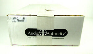 New-Sealed-Audio-Authority-Model-1171-High-Definition-Cat-5-Multidriver