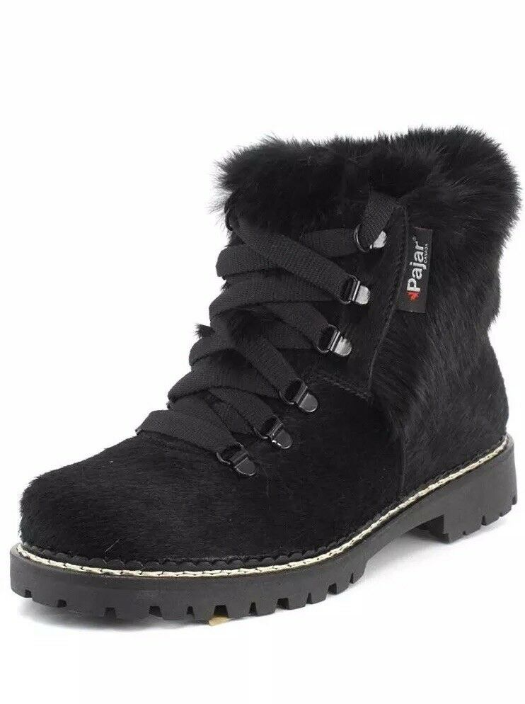 Pajar Womens Forest Boot In Black Size 9 NWB