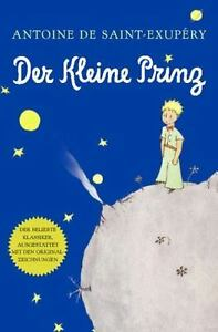 Der-Kleine-Prinz-German-By-Saint-Exupery-Antoine-de