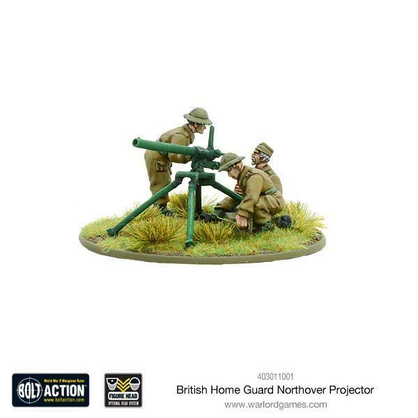 Warlord Games - British Northover Northover Northover Projector 1 3 32in - United Kingdom Bolt d3a3f8