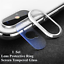 9H-Tempered-Glass-Camera-Lens-Protector-w-Metal-Ring-For-iPhone-XS-XR-XS-MAX thumbnail 1