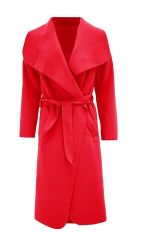 Ladies Italian long Duster Coat