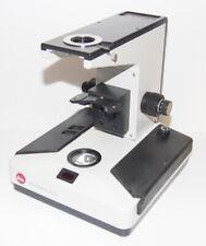 Leitz Diaplan Microscope Stand